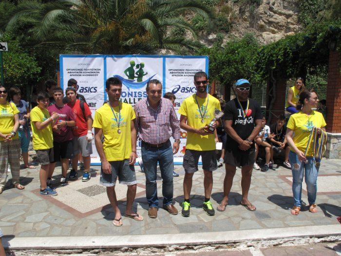 Alonissos Challenge 2014
