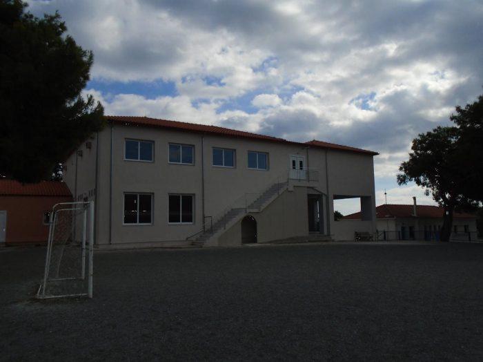 Προσθήκη αιθουσών στο Δημοτικό Σχολείο Αλοννήσου