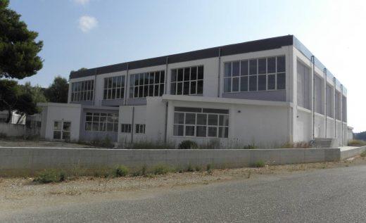Κατασκευή Κλειστού Γυμναστηρίου Αλοννήσου