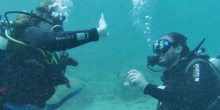 Υποβρύχια Πρόταση - Αλόννησος